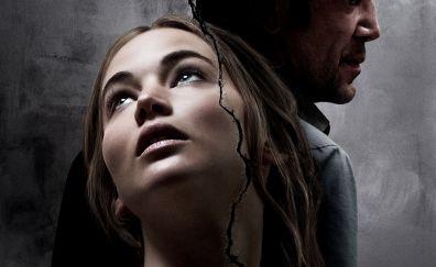 Mother!, 2017 movie, Jennifer Lawrence
