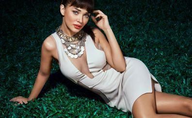Hot, celebrity, Amy Jackson, model, actress