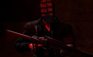 Ruiner, 4k, video gaming, shooter