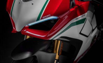 Ducati Panigale v4 speciale, 2018 bike, 4k