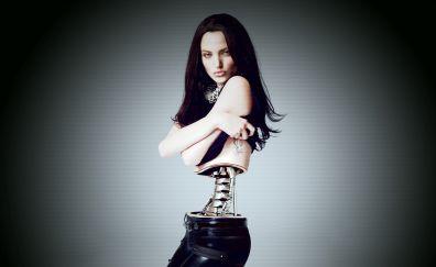 Surrogates, 2009 movie, girl robot, cyborg