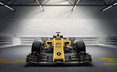 Renault RS16, formula 1 sports car