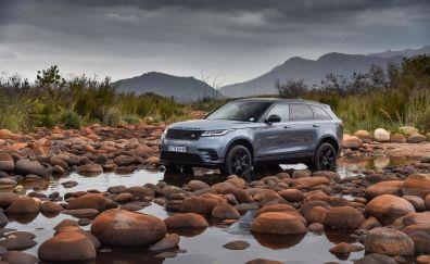 Range Rover Velar R-dynamic D300 HSE, SUV, black pack, 2017