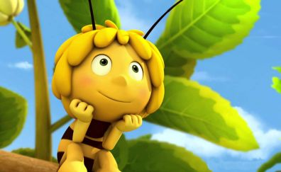 Maya the bee movie, 2014 movie