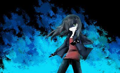 WataMote, Tomoko Kuroki, anime girl, art
