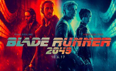Blade runner 2049, movie poster