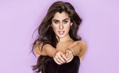 Lauren jauregui, celebrity, singer, 4k