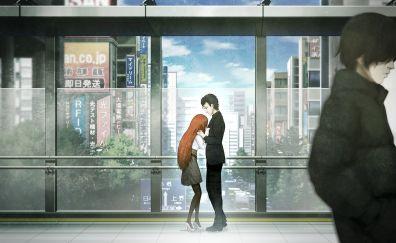 Rintaro Okabe, Kagari Shiina, Steins;Gate, anime