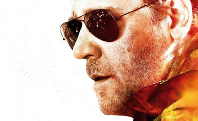 The Next Three Days, 2010 movie, Russell Crowe, face, sunglasses