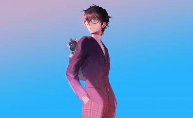 Akira Kurusu, persona 5, video game