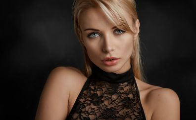 Ekaterina Enokaeva, blonde, model