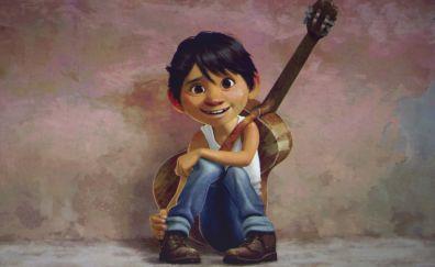 Coco, 2017 movie, animated movie