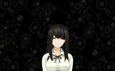 Kurushima kaede anime girl