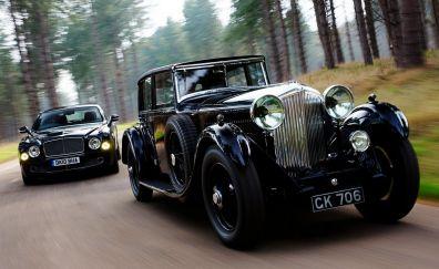 Luxury cars, Bentley, Bentley Mulsanne cars