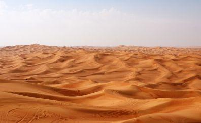 Desert, Desert dunes, nature