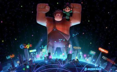 Wreck-It Ralph animated movie, 2012 movie