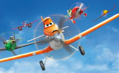 Planes: Fire & Rescue, 2014 movie, animation movie