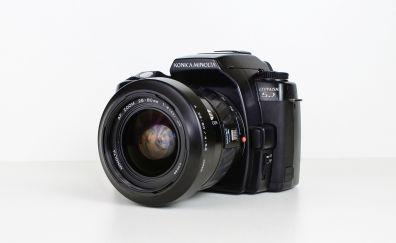 Konica Minolta, old camera