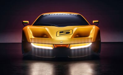 Pininfarina, Fittipaldi EF7 Vision Gran Turismo, sports car, 2017