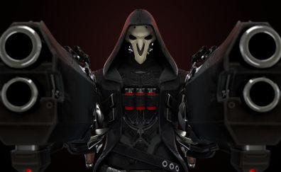 Reaper, guns, overwatch