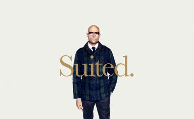Mark Strong, Merlin, Kingsman: The Golden Circle, 2017 movie