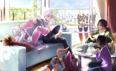 Toaru Majutsu no Index, A Certain Magical Index, fun, anime