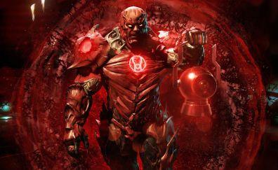 Injustice 2, video game, Green Lantern, superhero