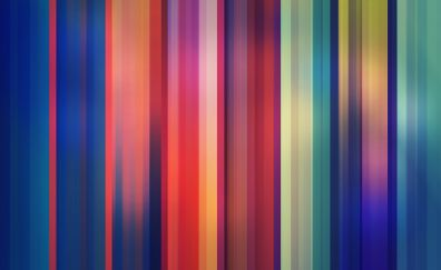 Abstract, colorful, stripes, gradient