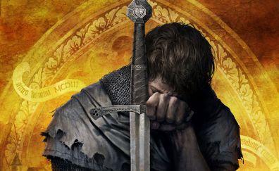 Kingdom Come: Deliverance, Video game, 5k