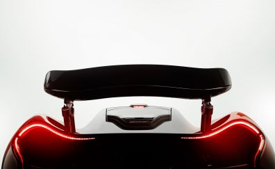 McLaren, supercar, sports car, taillights