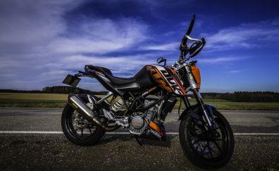 Motorcycle, bike, 5k