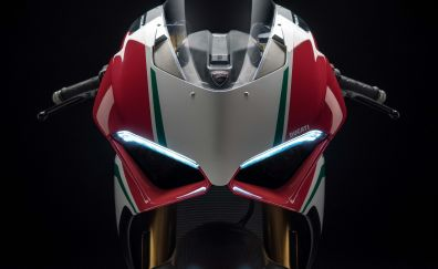 2018 Ducati Panigale V4, superbike, 4k