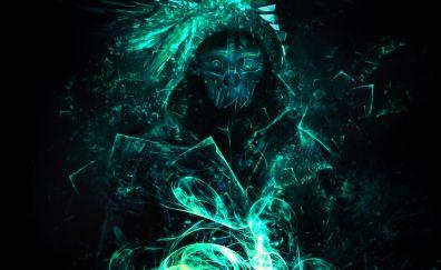 Corvo Attano, Dishonored: Death Of The Outsider, 2017 game