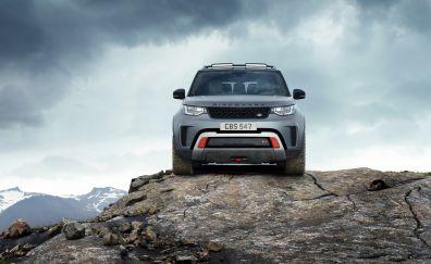 2019 Land Rover Discovery SVX, car, 4k