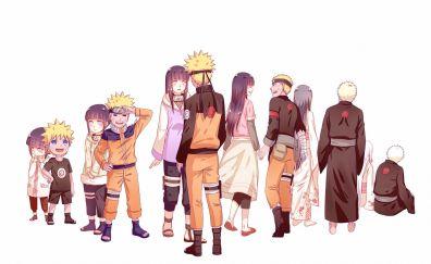 Naruto Shippūden, anime, characters