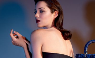 Marion Cotillard, French actress, celebrity, photoshoot