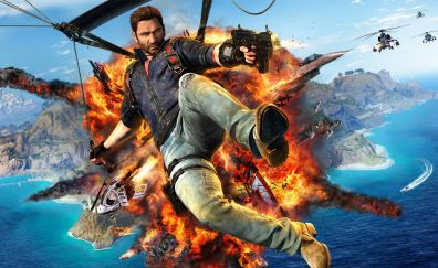 Just cause 3, video game