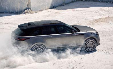 2018 Range Rover Velar, luxury, SUV car