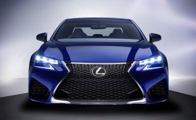 2017 Lexus GS Luxury Sedan car