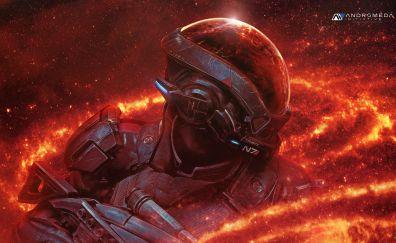 Mass Effect: Andromeda, Ryder N7