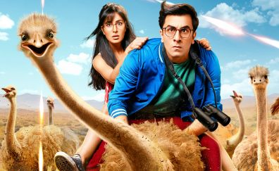 Jagga Jasoos, Ranbir Kapoor, Katrina Kaif, 2017 movie, movie