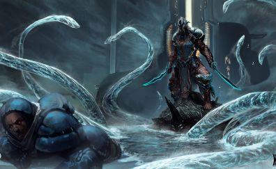 Video game, Warframe