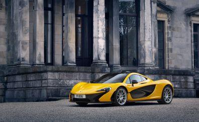 Mclaren P1, 5th anniversary, sports car, 5k, 2017