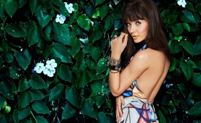 Amy jackson, 2017, celebrity, model