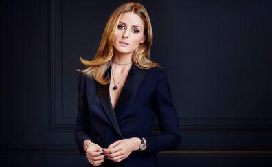 Olivia Palermo, popular model, blonde beauty