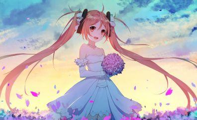 Enju Aihara, Black Bullet, anime girl