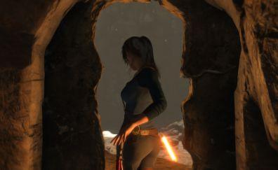 Rise of the Tomb Raider, Lara Croft, game, gaming