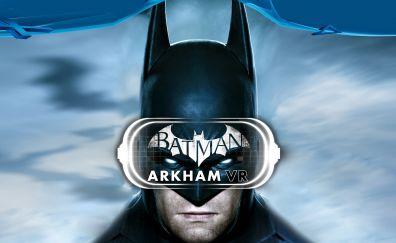 Batman arkham vr 2016 game