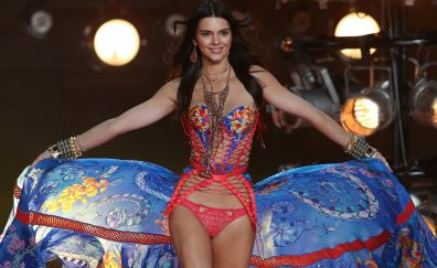 Kendall Jenner victoria's secret fashion show