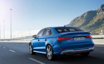 Audi S3 luxury car